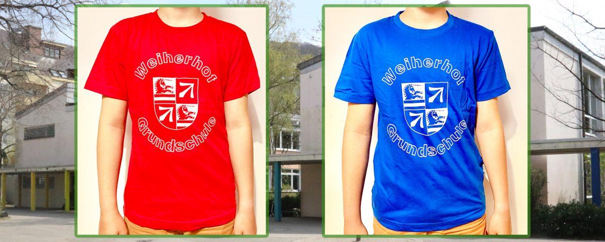 Das ideale Weihnachtsgeschenk: Schul-T-Shirts